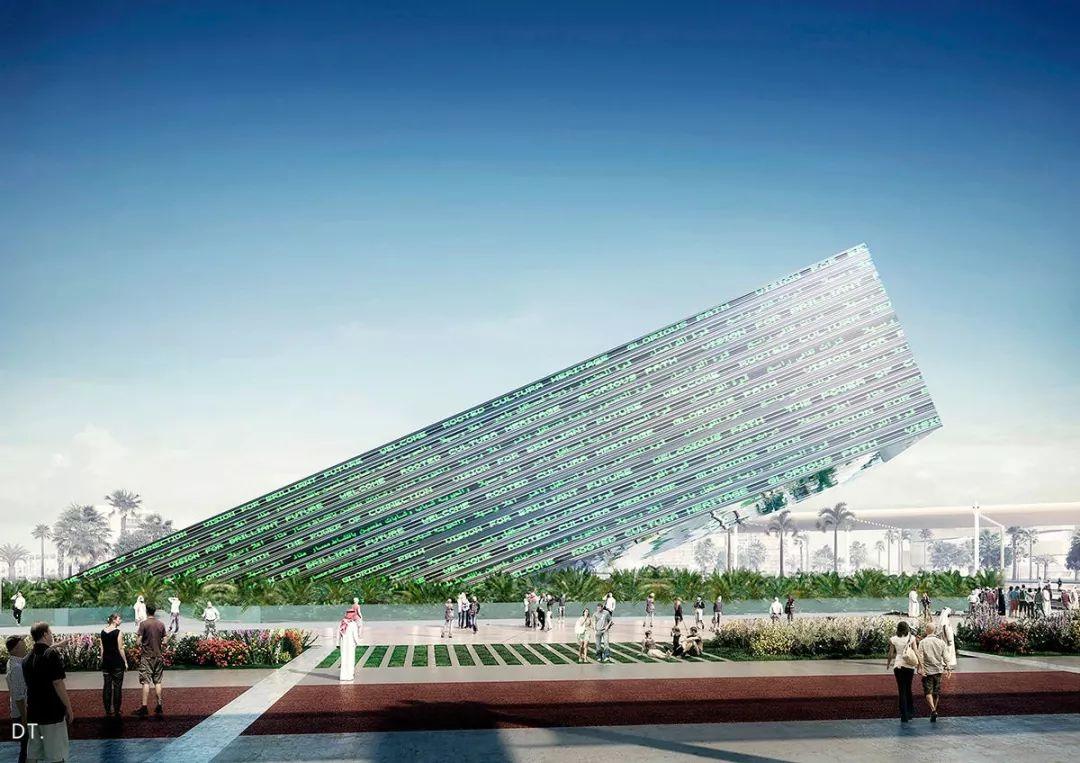 2020迪拜世博会,最新各国展馆建筑设计赏析_76