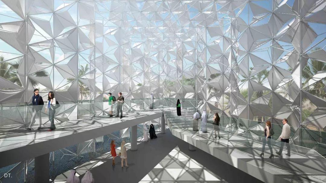 2020迪拜世博会,最新各国展馆建筑设计赏析_73