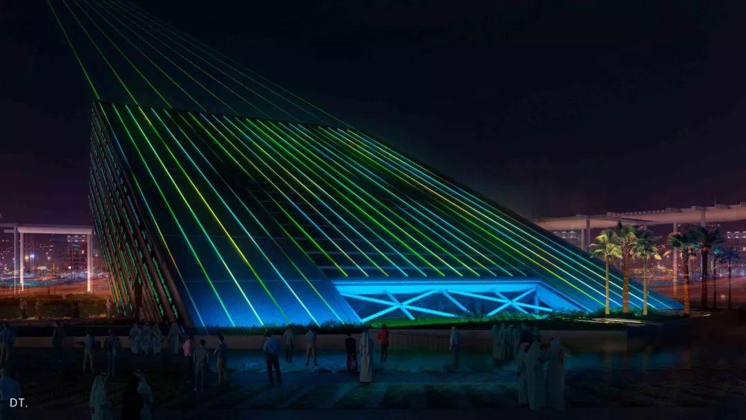 2020迪拜世博会,最新各国展馆建筑设计赏析_78