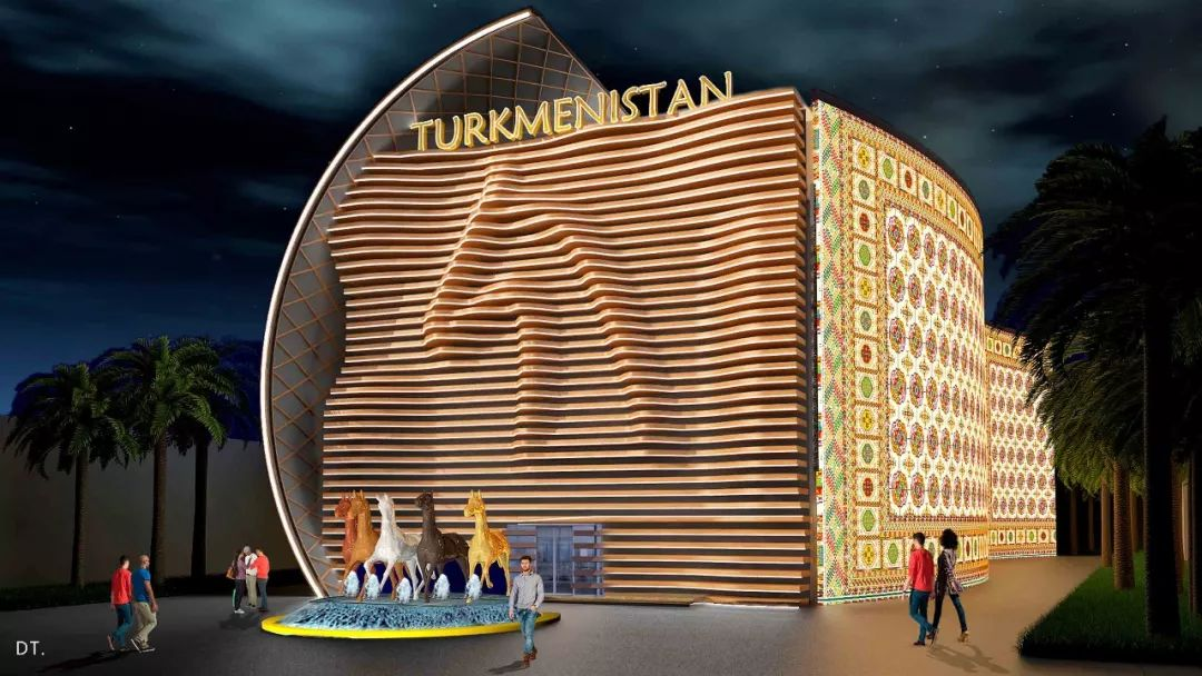 2020迪拜世博会,最新各国展馆建筑设计赏析_81