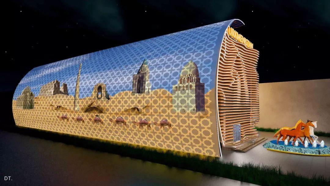 2020迪拜世博会,最新各国展馆建筑设计赏析_80