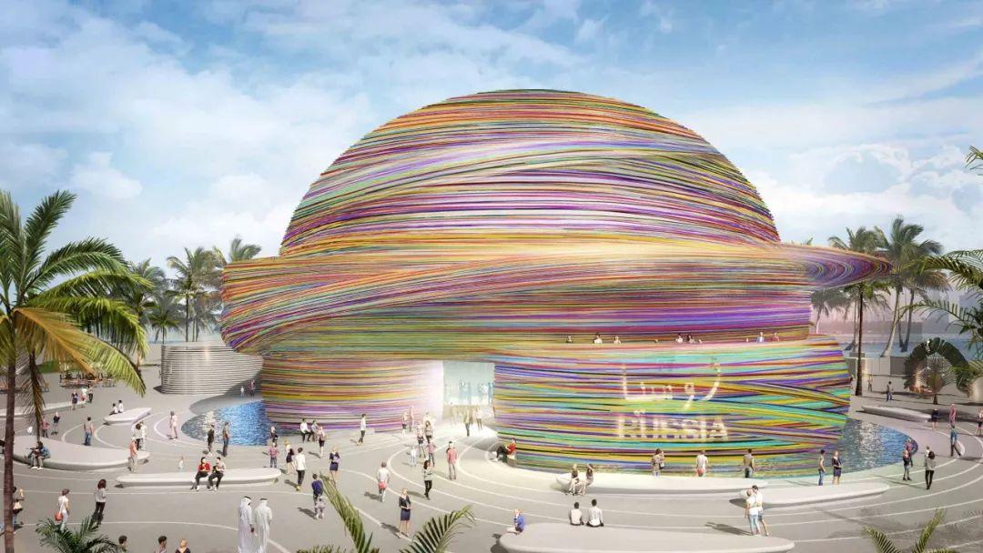 2020迪拜世博会,最新各国展馆建筑设计赏析_82