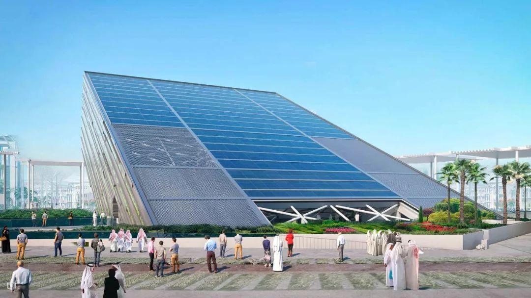 2020迪拜世博会,最新各国展馆建筑设计赏析_77