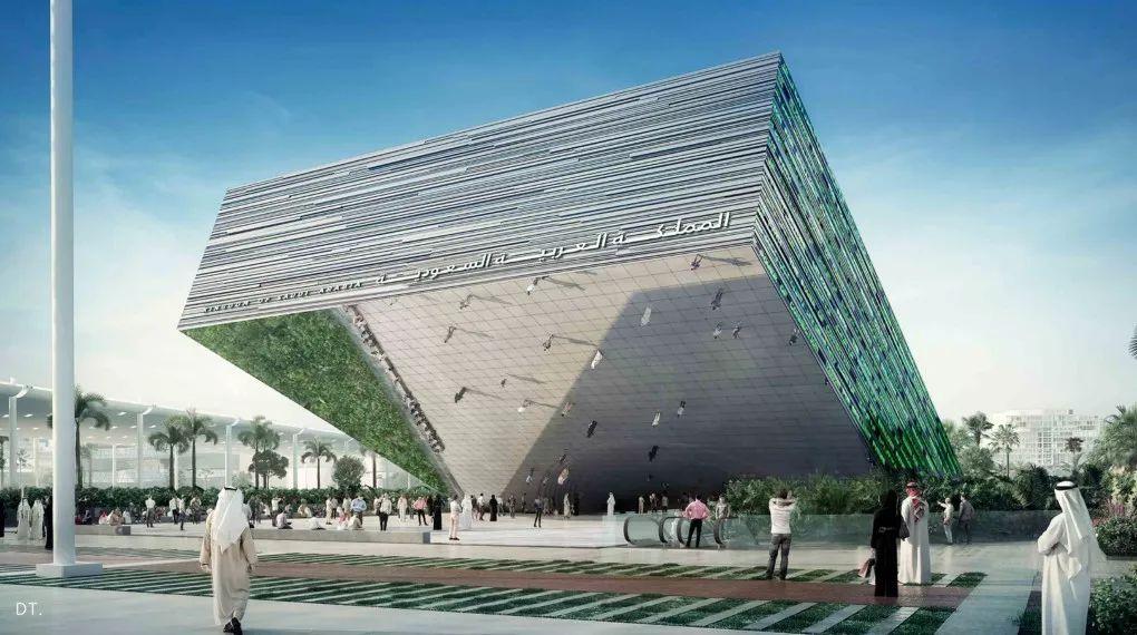 2020迪拜世博会,最新各国展馆建筑设计赏析_75