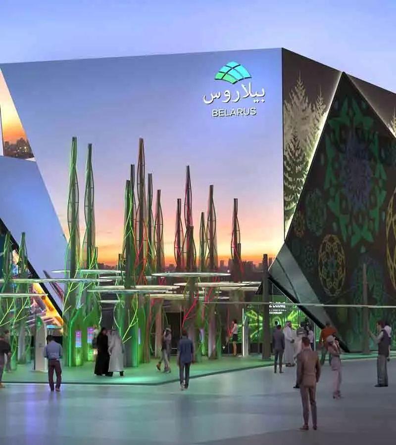 2020迪拜世博会,最新各国展馆建筑设计赏析_84