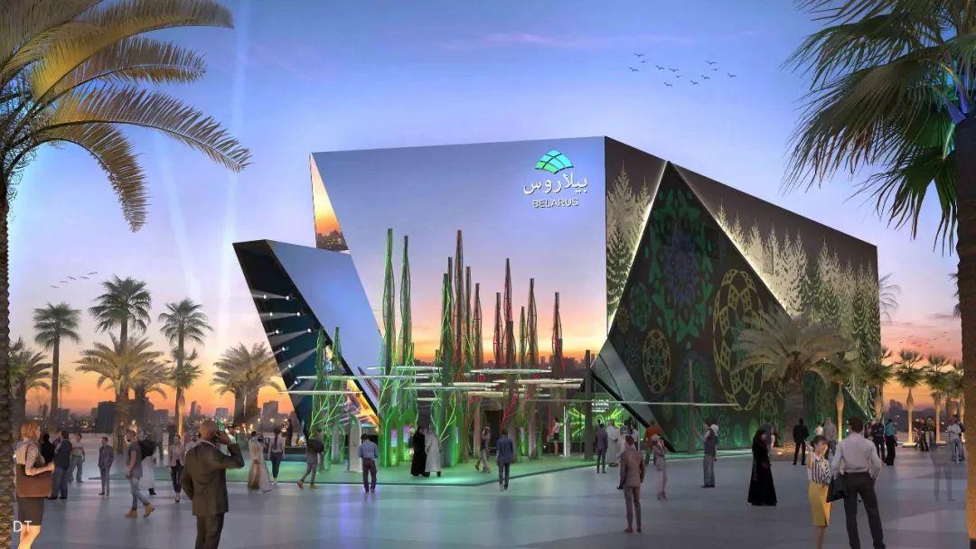 2020迪拜世博会,最新各国展馆建筑设计赏析_85