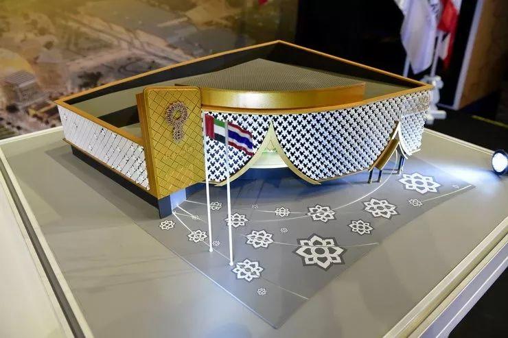 2020迪拜世博会,最新各国展馆建筑设计赏析_90