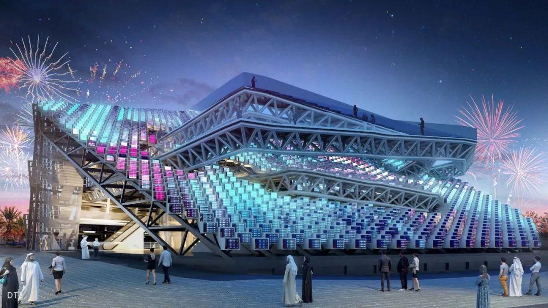 2020迪拜世博会,最新各国展馆建筑设计赏析_87