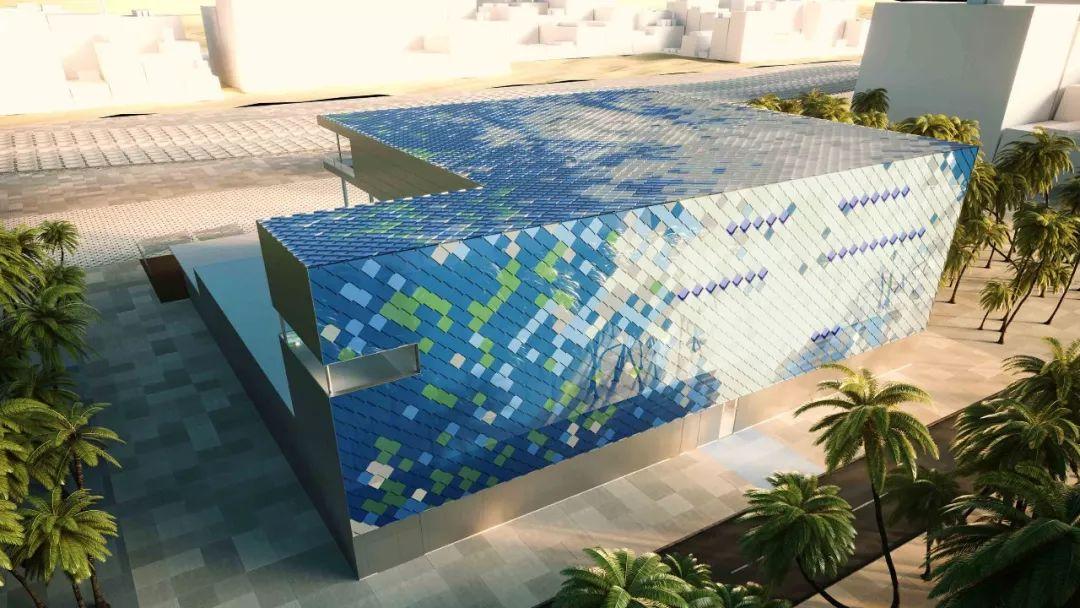 2020迪拜世博会,最新各国展馆建筑设计赏析_92