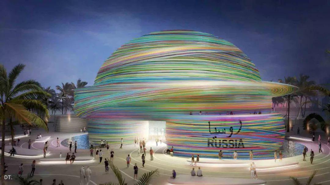 2020迪拜世博会,最新各国展馆建筑设计赏析_83
