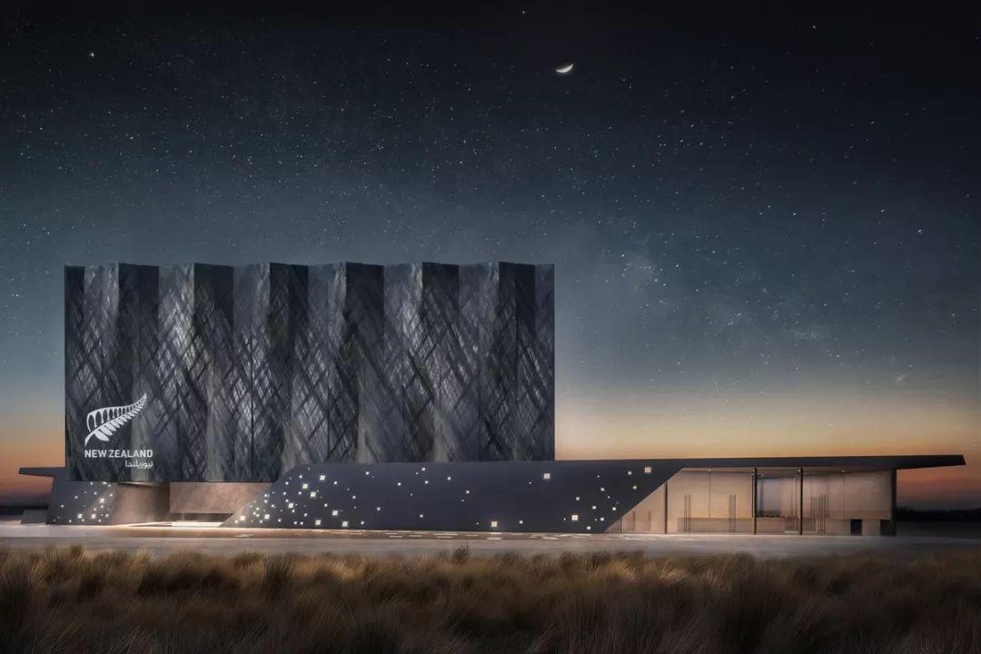 2020迪拜世博会,最新各国展馆建筑设计赏析_91