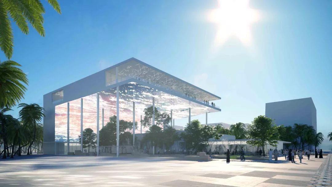 2020迪拜世博会,最新各国展馆建筑设计赏析_93