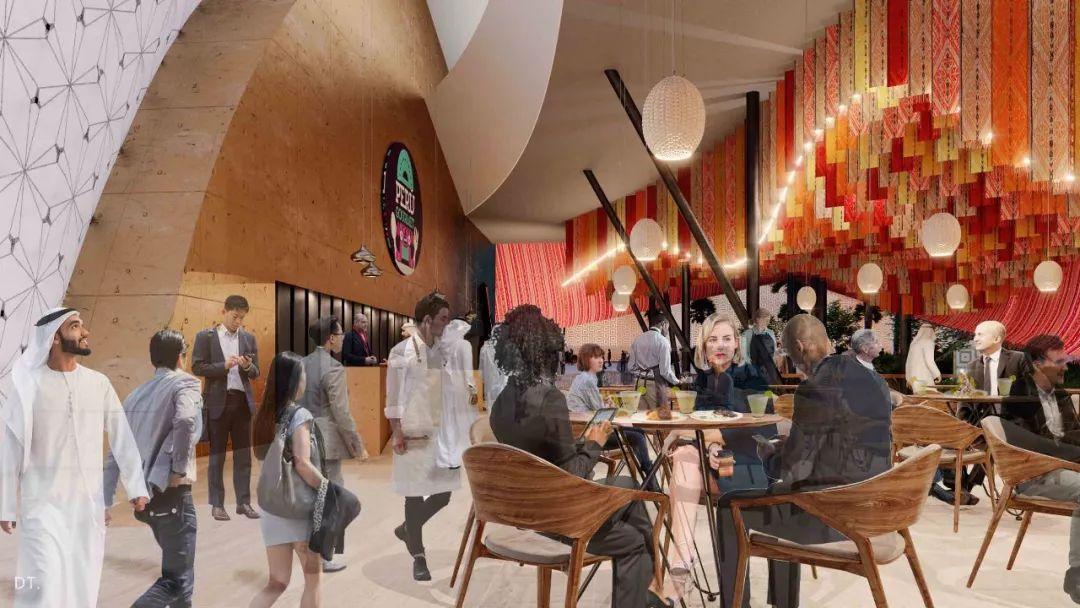 2020迪拜世博会,最新各国展馆建筑设计赏析_100