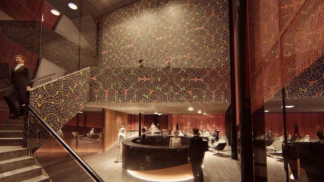 2020迪拜世博会,最新各国展馆建筑设计赏析_99