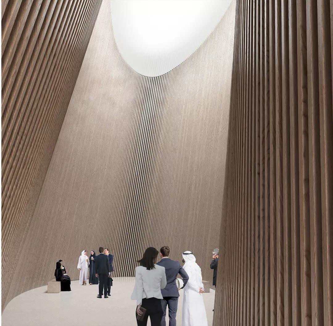 2020迪拜世博会,最新各国展馆建筑设计赏析_97