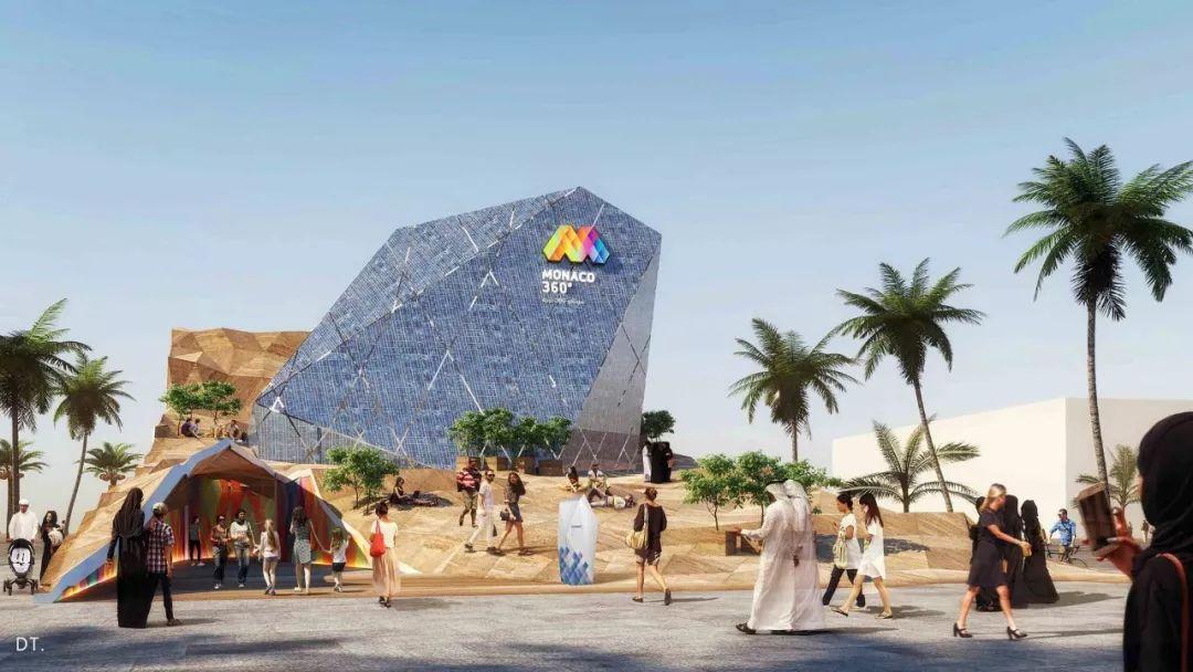 2020迪拜世博会,最新各国展馆建筑设计赏析_101