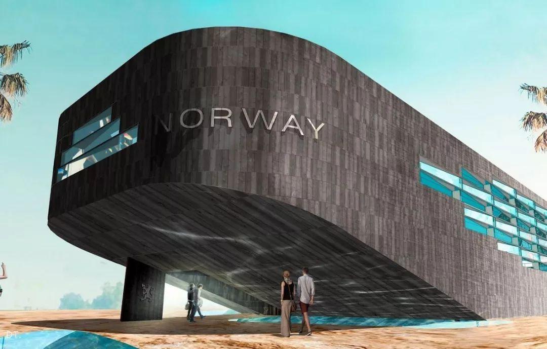 2020迪拜世博会,最新各国展馆建筑设计赏析_104