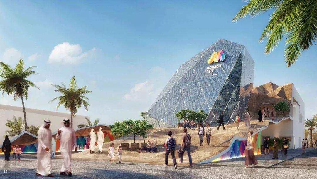 2020迪拜世博会,最新各国展馆建筑设计赏析_102