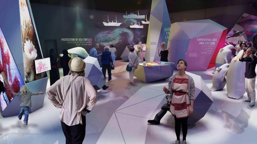 2020迪拜世博会,最新各国展馆建筑设计赏析_103