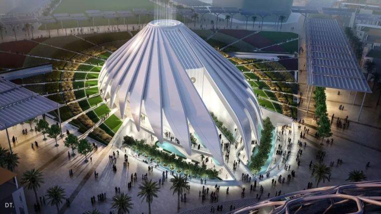 2020迪拜世博会,最新各国展馆建筑设计赏析_5
