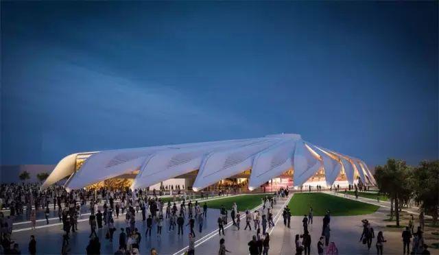 2020迪拜世博会,最新各国展馆建筑设计赏析_6