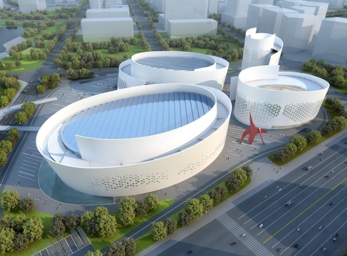 天府新区省级文化中心建筑方案设计文本