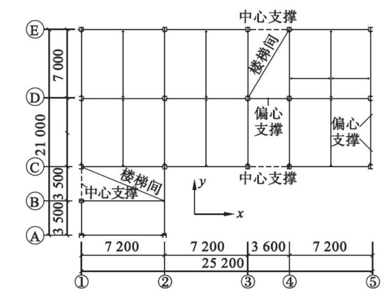 某钢框架结构的抗震加固及动力时程分析