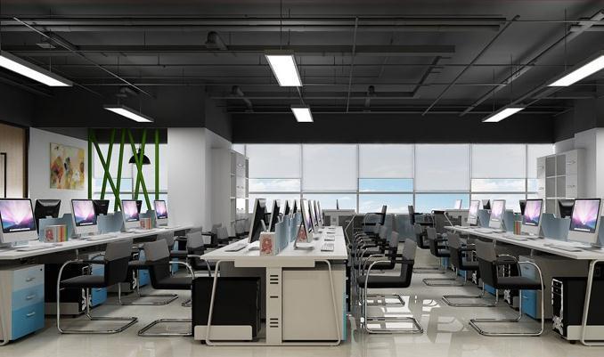 办公室装修设计从哪些方面体现企业文化内涵