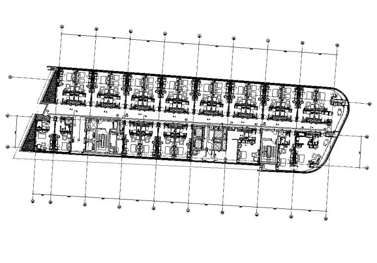 北京商业综合体弱电深化施工图