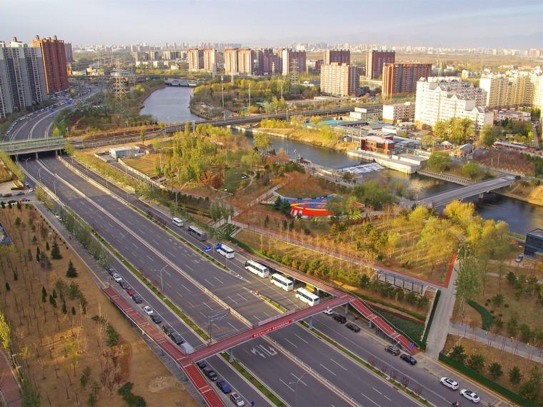 北京华茂绿线北园改造