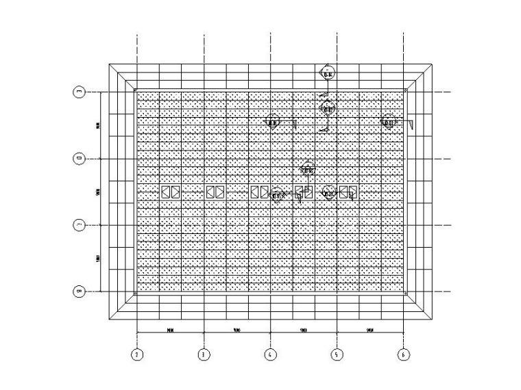 屋面系统标准图CAD