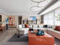 充满现代精致风格的居住空间