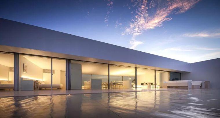 静谧与光明,最美的建筑零状态