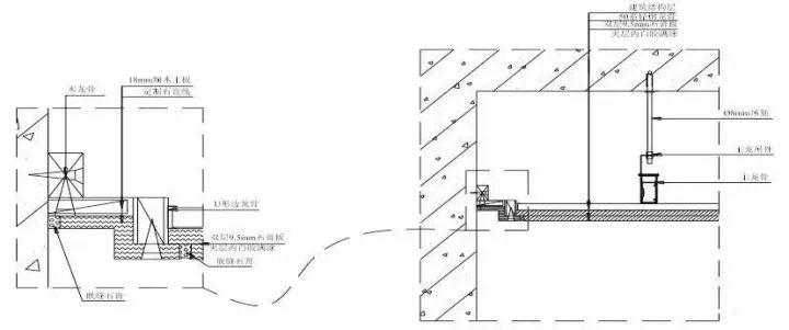 装修工程施工工艺标准,地面墙面吊顶都有!_21