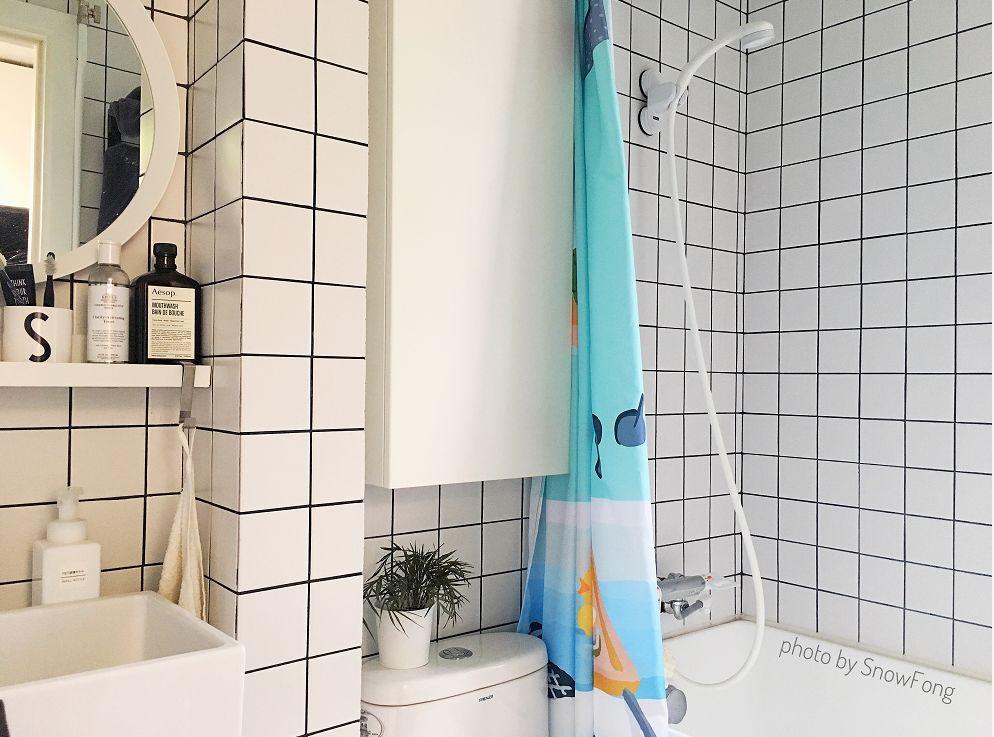 2㎡卫生间也要塞浴缸!35㎡小家也能任性装_40
