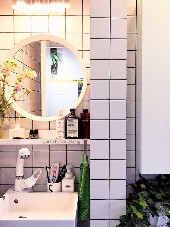 2㎡卫生间也要塞浴缸!35㎡小家也能任性装_43