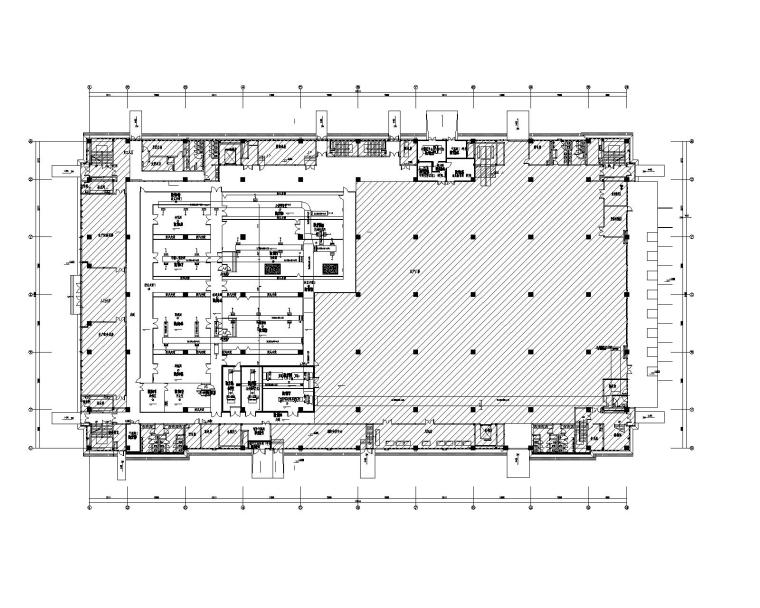 某工厂二期暖通空调施工图