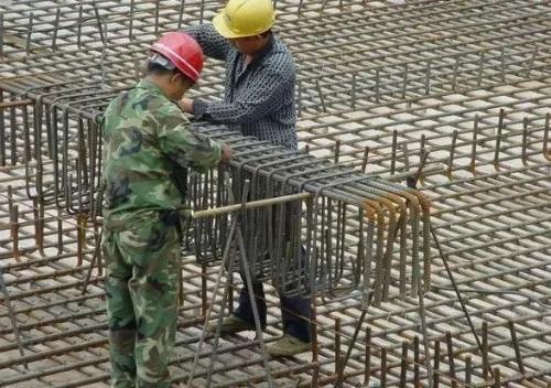 基础、梁、板、柱、墙钢筋绑扎解析