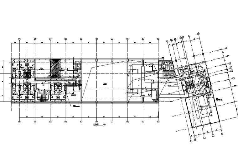 广州亚运会赛场及宿舍改造全套施工图