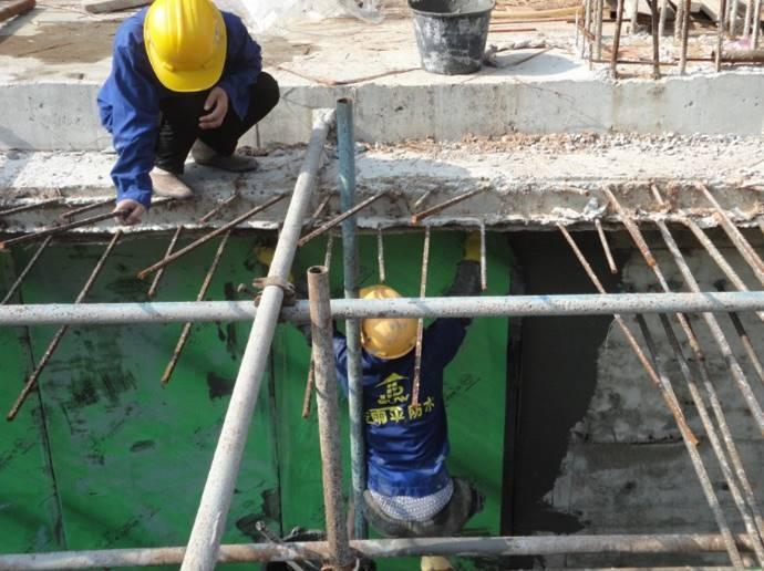 反应型防水卷材工艺和质量标准质量通病防治