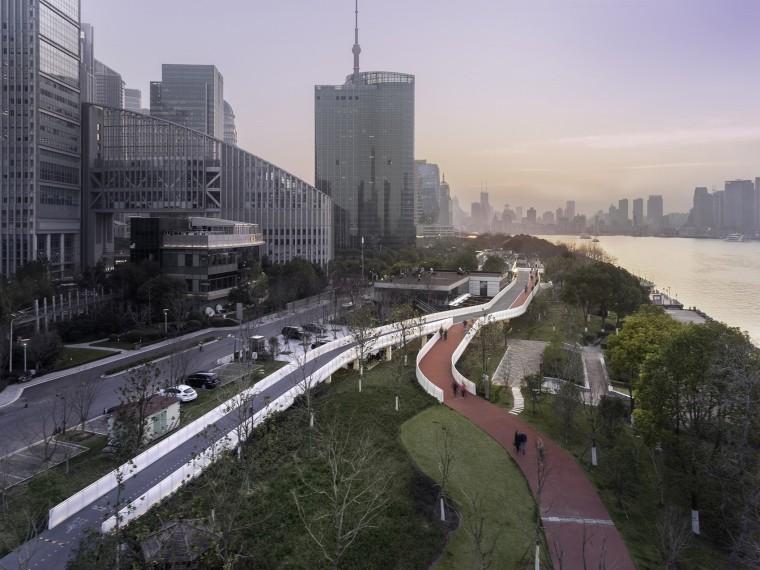 上海泰同栈慢行桥