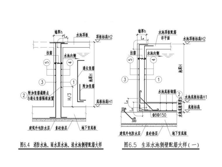 地下室结构设计说明PDF