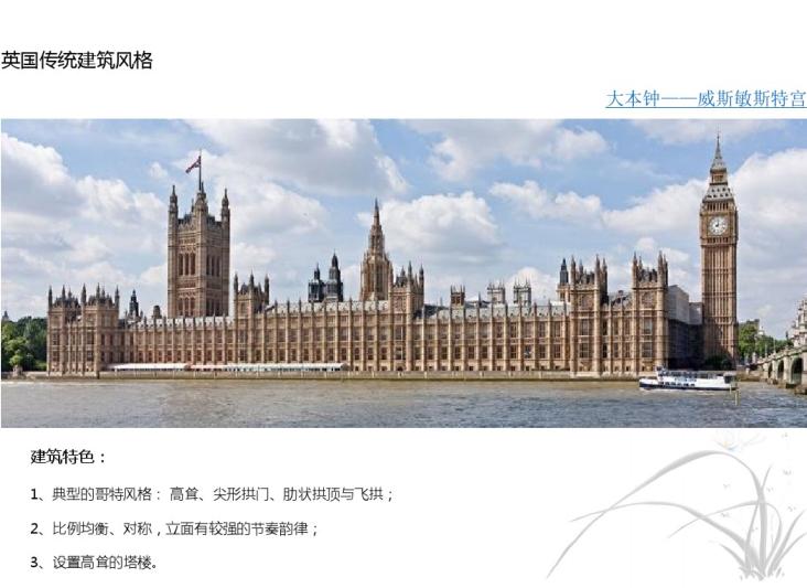英式建筑风格总结_PDF150页