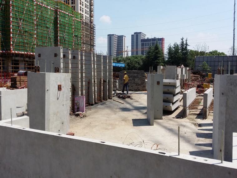 整体混凝土装配式建筑施工培训讲义PPT