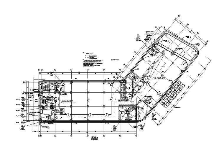 贵州高层公寓式酒店电气施工图(19年图纸)