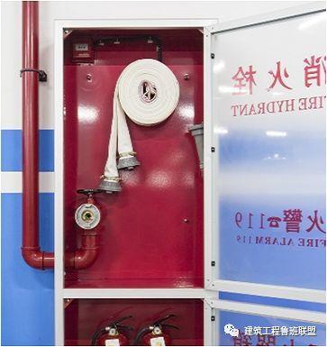消火栓与喷淋头安装工艺