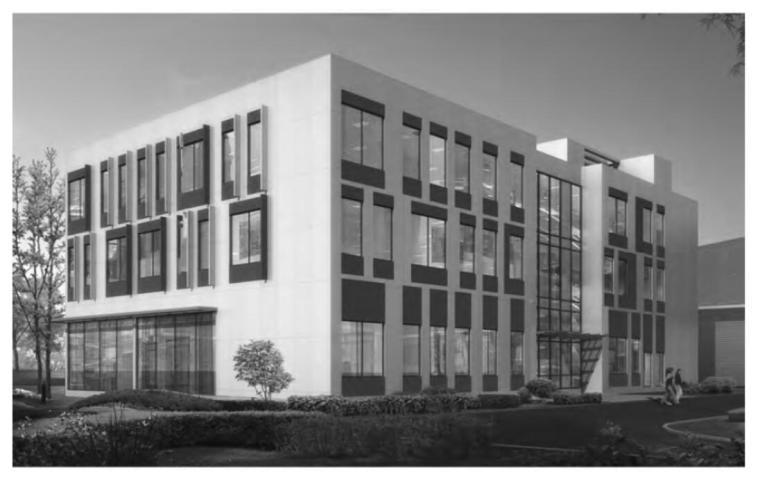 多层钢结构模块与钢框架复合建筑结构设计