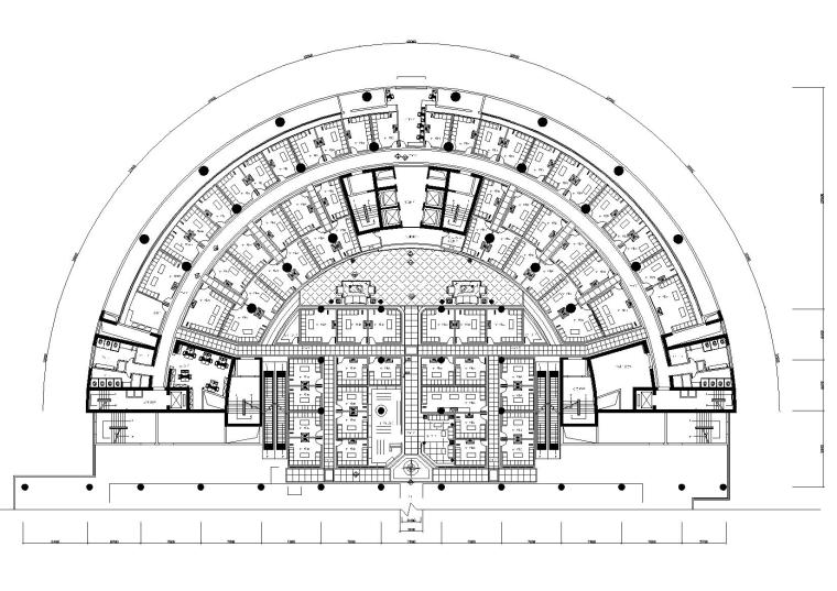 [河南]郑州歌城KTV室内装饰设计项目施工图
