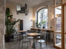 乌克兰文化主义者咖啡馆