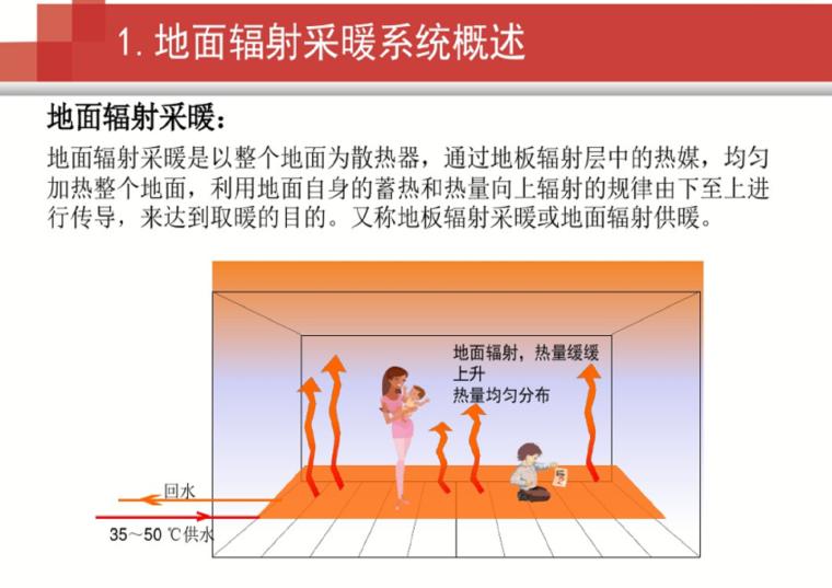 地面辐射采暖系统培训教材